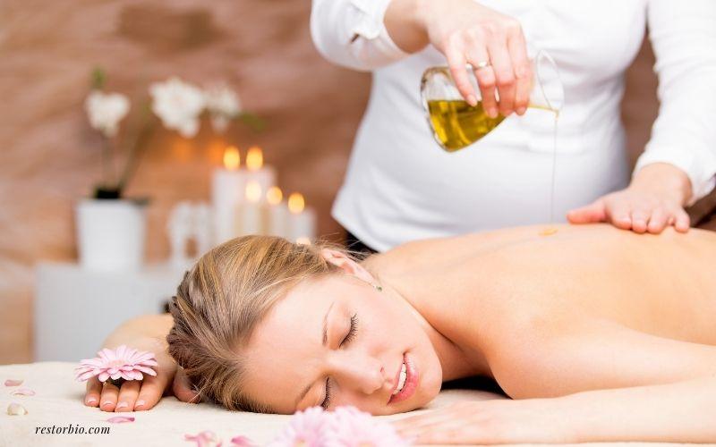 Benefits of massage oils