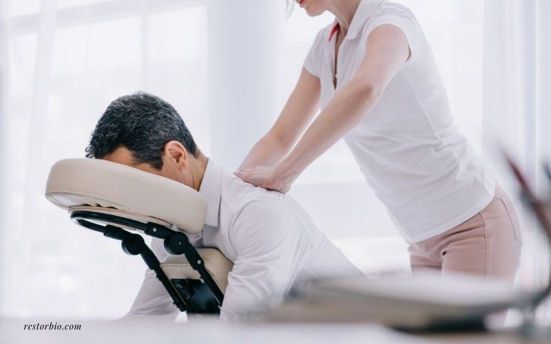 Chair Massage Benefits