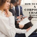 How To Start A Corporate Chair Massage Business