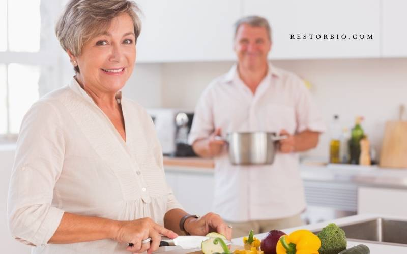 How to Modify Your Diet as You Age