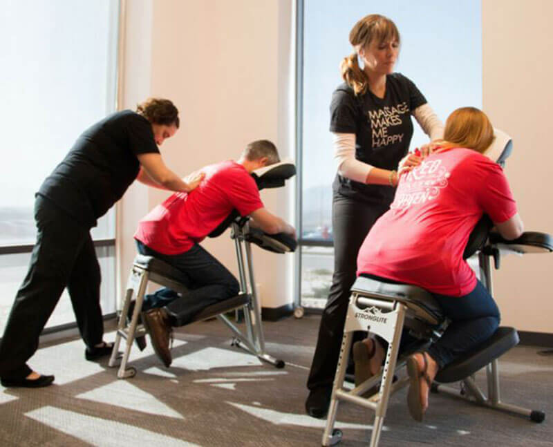 How to start a corporate chair massage business (1)