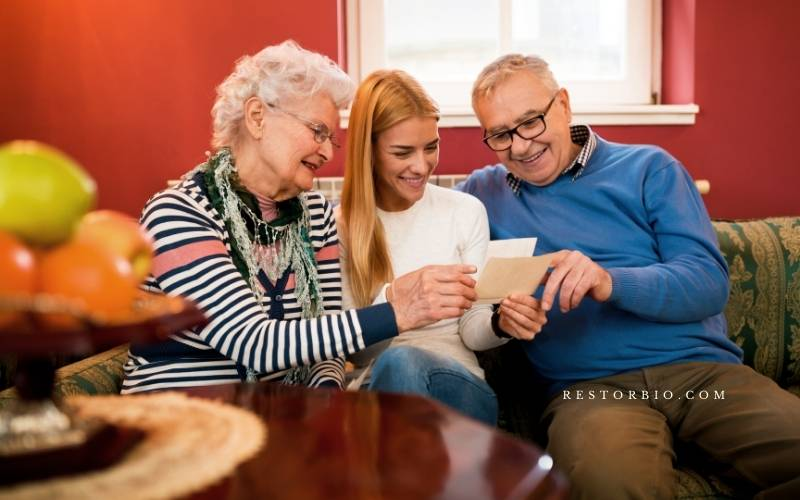 Living Abroad – Caring For Elderly Parents From Afar