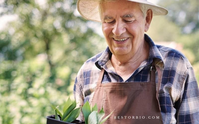 Living far away from elderly parents
