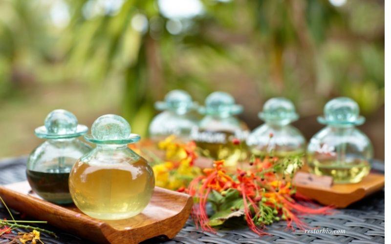 Massage Oils Recipe