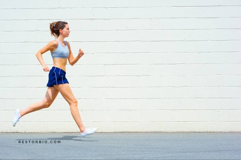 Reverse aging with exercise