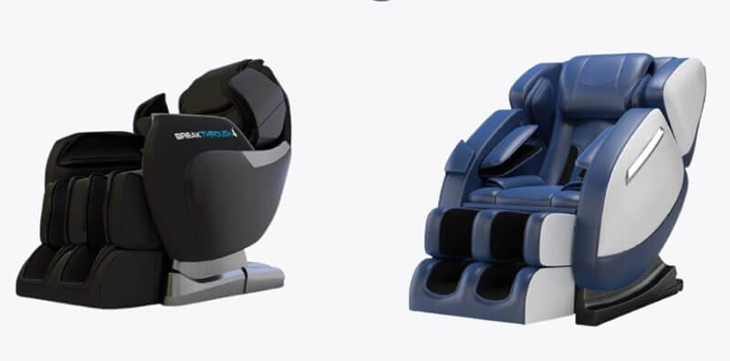 Top Rated Best Massage Chairs Brands