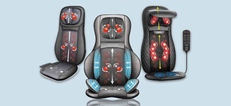 Top Rated Best Massage Pads For Chairs