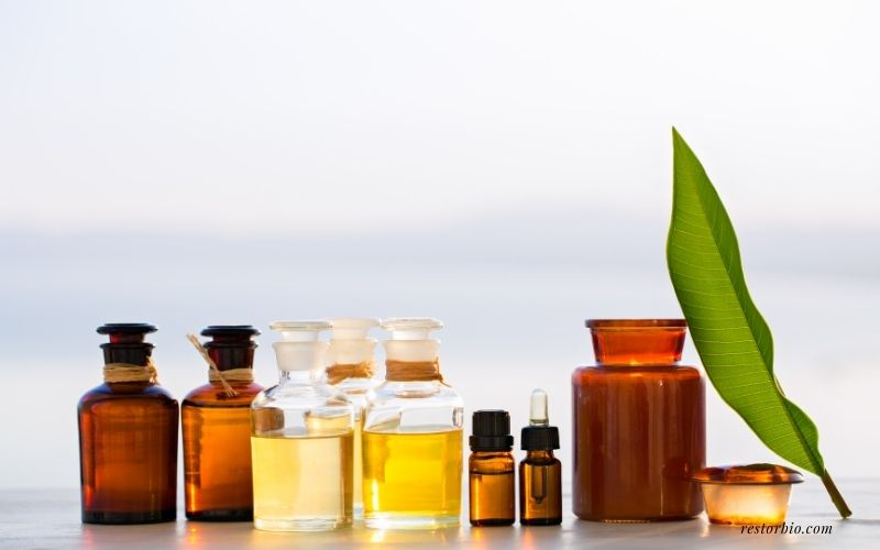 What oils are suitable for massage