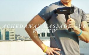 Achedaway Massage Gun Review 2021: Is It For You?