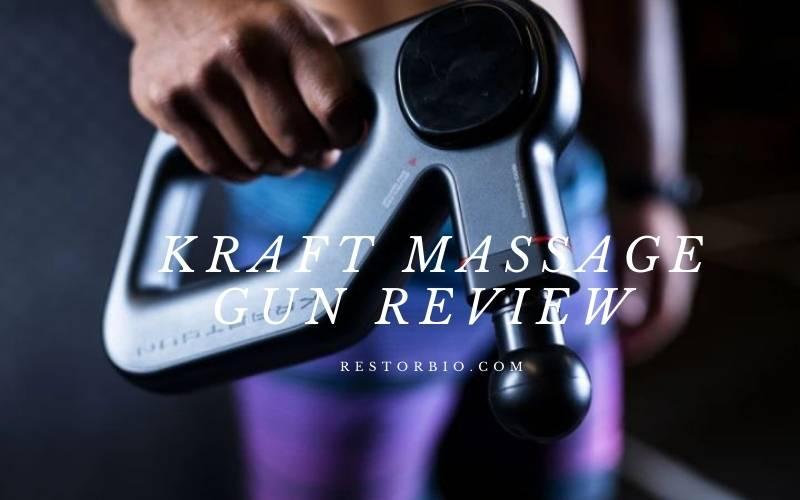 Kraft Massage Gun Review 2021 Worth the Buy