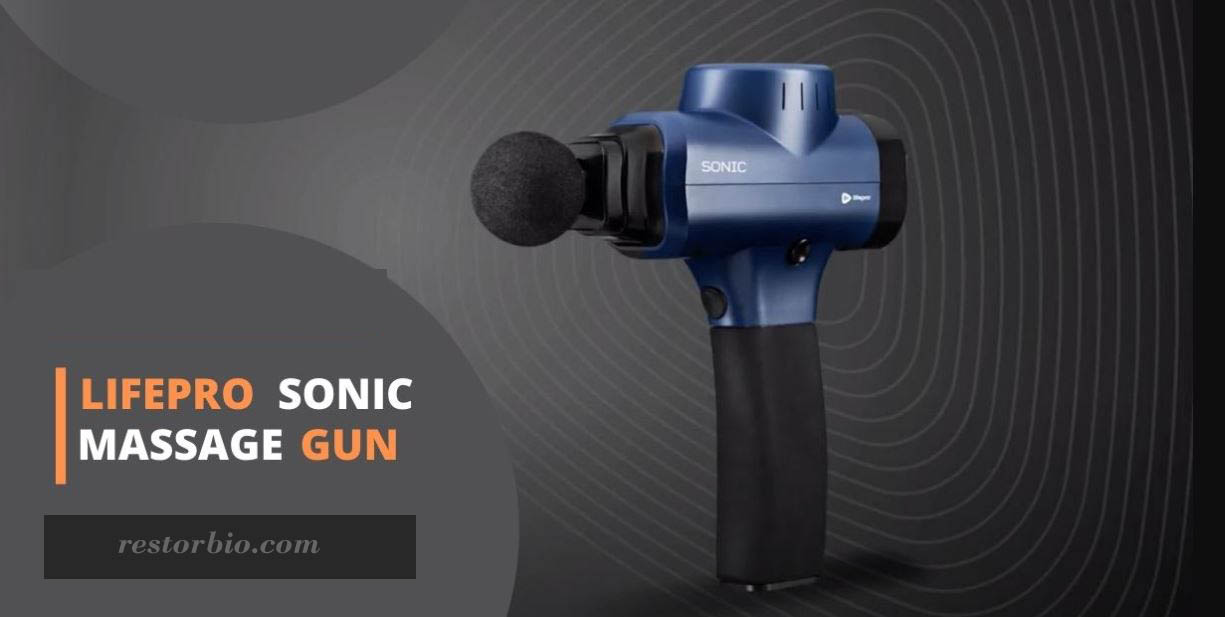 Lifepro Sonic Massage Gun Review 2021 Is It For You