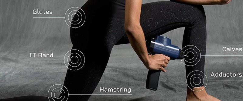 Lifepro Sonic Massage Gun