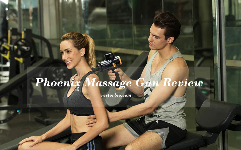 Phoenix Massage Gun Review 2021 Is It For You