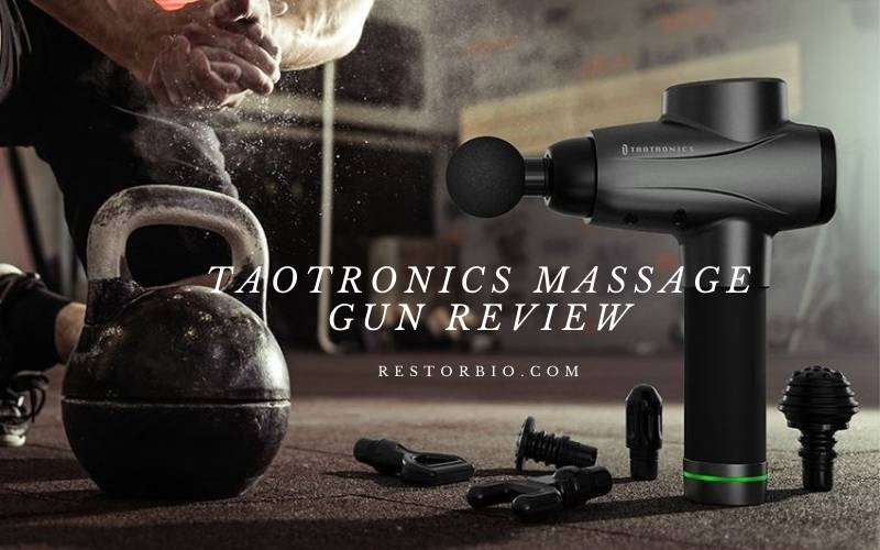 You are currently viewing Taotronics Massage Gun Review 2021: Is It For You?