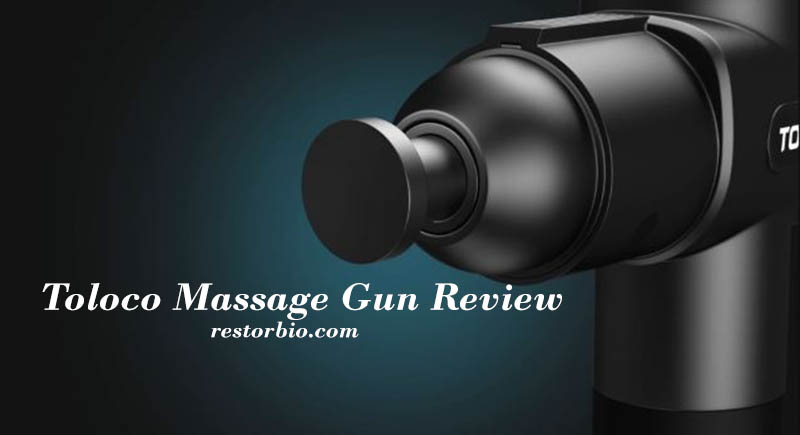 Toloco Massage Gun Review 2021 Is It For You