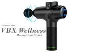 Vbx Wellness Massage Gun Review 2021: Is It For You?