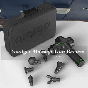 Youdgee Massage Gun Review 2021: Top Full Guide