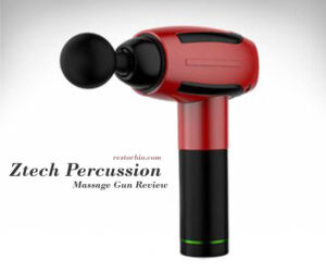 Ztech Percussion Massage Gun Review 2021 Is It For You