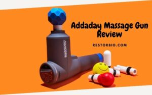 Addaday Massage Gun Review [2021] Is It For You