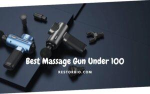 Best Massage Gun Under 100 Dollars [2021] Top Best Brands