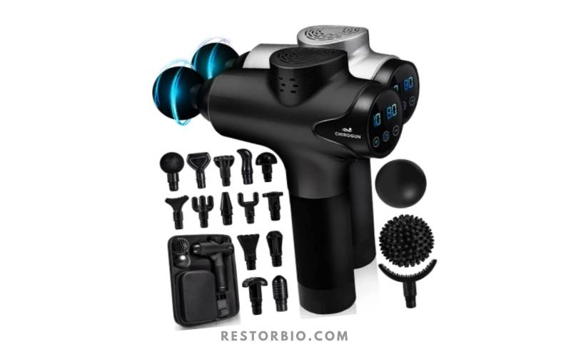 Chirogun Massage Gun Review
