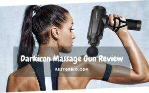 Darkiron Massage Gun Review [2021] Is It For You