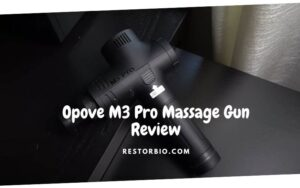 Opove M3 Pro Massage Gun Review [2021]: Is It Worth a Buy?