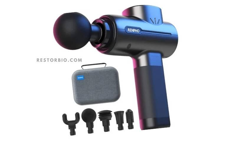 Renpho R3 mini Massage Gun