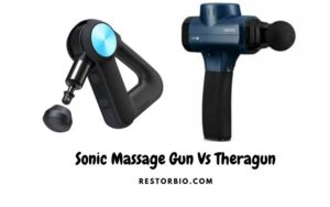 Sonic Massage Gun Vs Theragun [2021]: Which Is Better And Why?